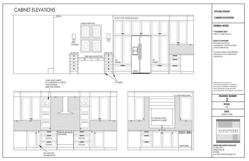 Kitchen CAD