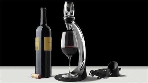 Vinturi Red Wine Aerator & Tower