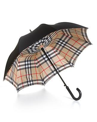Burberry Regent Double Unbrella from Bloomingdale's