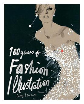 100years of Fashion Illustration