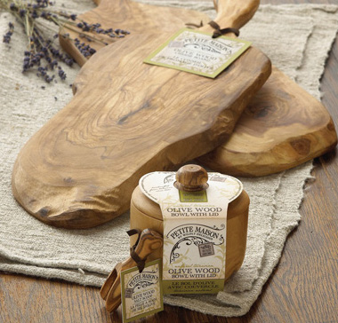 Wildly Delicious Olivewood-Collection