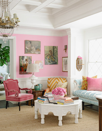 Using-Pink-Living-Room